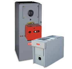 Preferred Series OVL/OVM Oil Furnace
