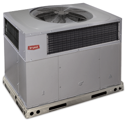 Gas Furnace and Air Conditioner